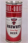 Drewrys Half Quart (Your Character) Flat Top Beer Can