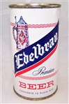 Edelbrau Premium Flat Top Beer Can