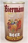 Biermann Flat Top Beer Can.....Stunning!!