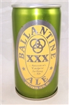 Ballantine Ale Test Tab Top Beer can
