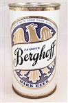 Berghoff Dark Flat Top Beer can...WOW!