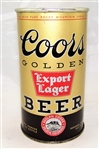 Coors Golden Export Lager 51-15 Crisp!