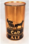 Cab Cream Ale Flat Top 47-35