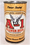 A-1 Pilsner Opening Instruction Flat Top