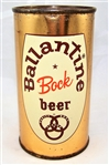 Ballantine Bock Flat Top Beer Can 34-21