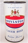 Boylston Extra Dry Lager Flat Top 41-02